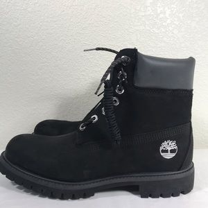 NWB Mens Timberland Waterproof Nubuck Boots Sz 8.5